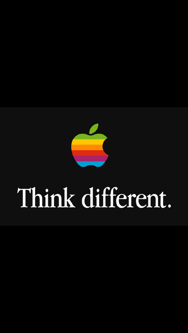 Apple-Think-Different-3Wallpapers-iPhone-5