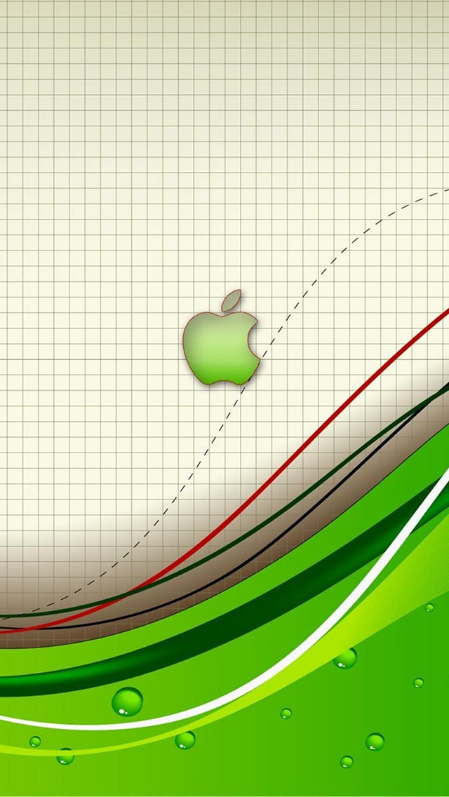 Apple-lignes-3Wallpapers-iPhone-5