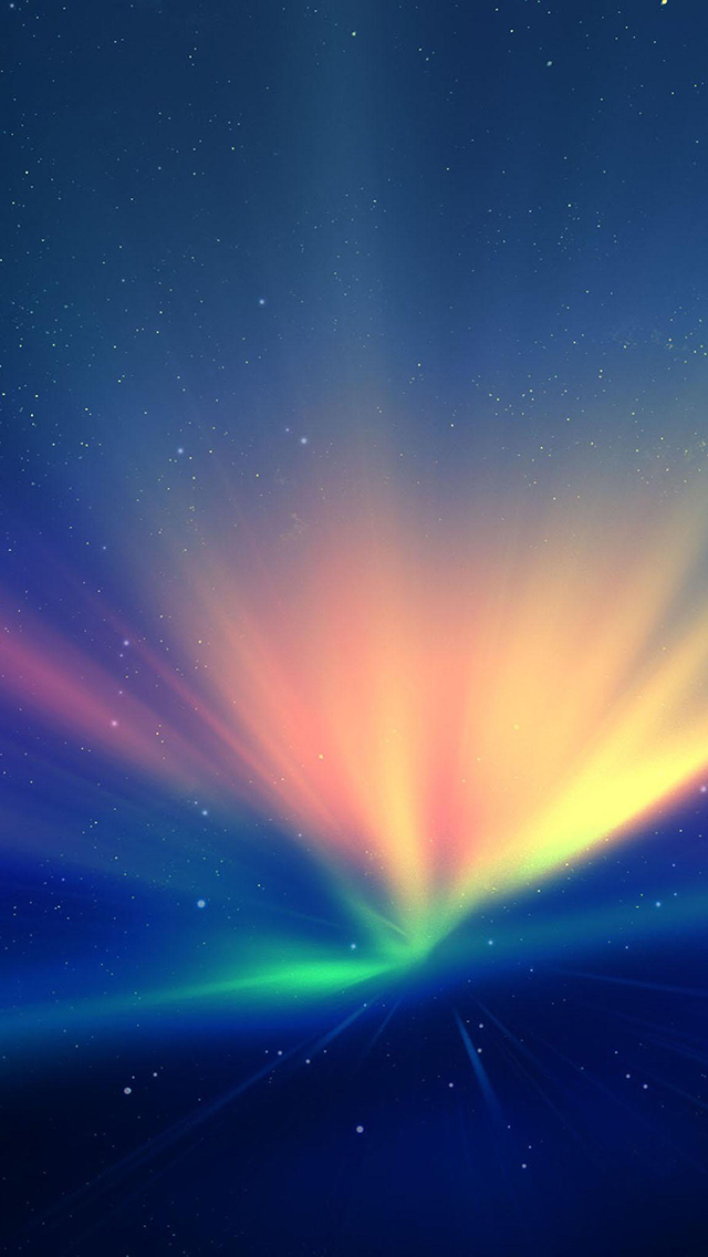 Aurora Reloaded Vintage 3Wallpapers iPhone 5 Aurora Reloaded Vintage