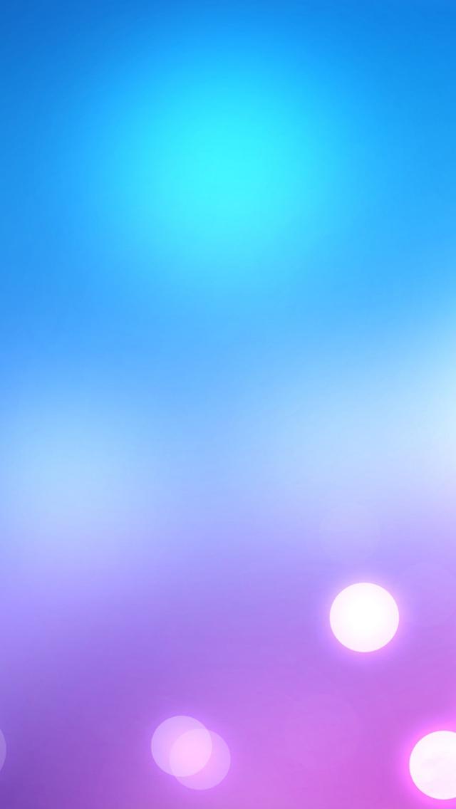 Bubble Purple 3Wallpapers iPhone 5 Bubble Purple