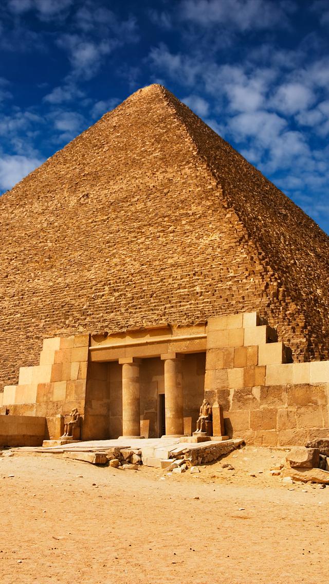 Egypt Pyramids 3Wallpapers iPhone 5 Egypt Pyramids