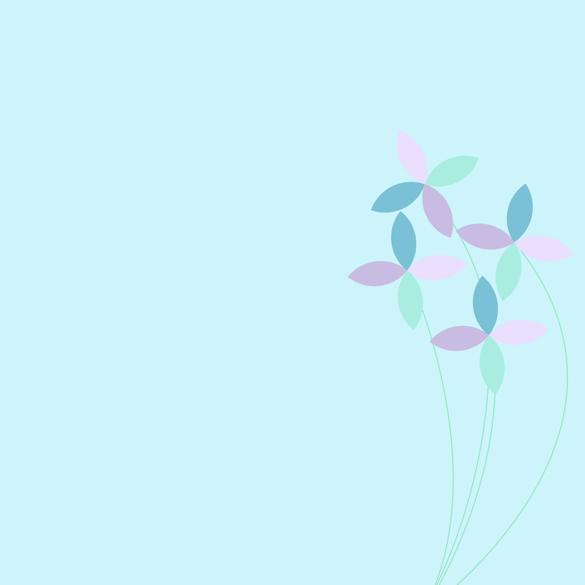 Flower Power 3Wallpapers ipad Retina Flower Power   iPad Retina