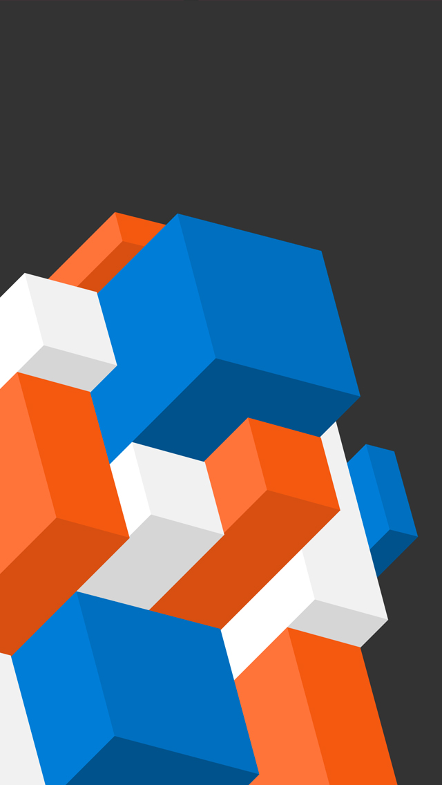 Isometric-3Wallpapers-iPhone-5