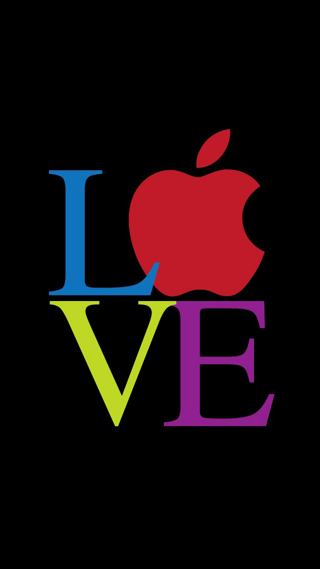 Love-Apple-3Wallpapers-iPhone-5