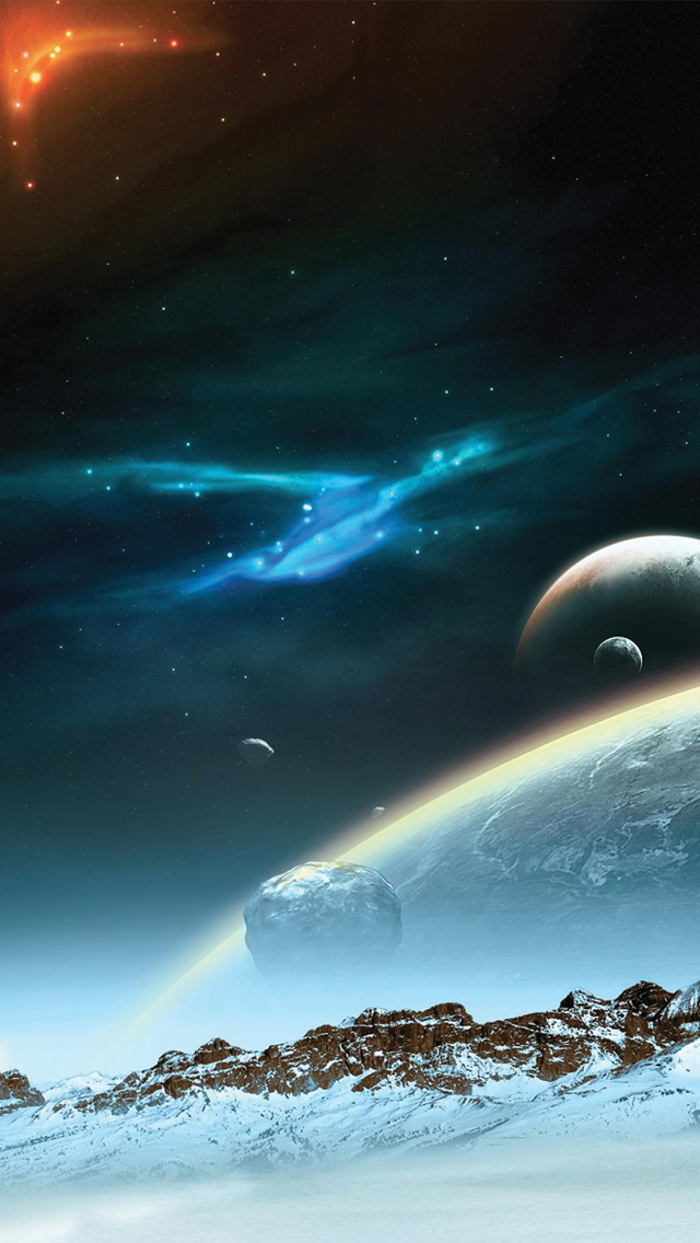 Space-in-mountain-3Wallpapers-iPhone-5