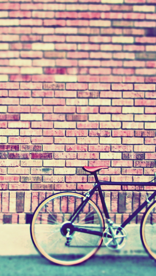 Vintage Bike3Wallpapers IPhone 5 Bike
