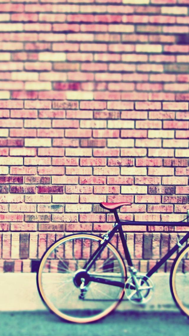 Vintage Bike3Wallpapers iPhone 5 Vintage Bike