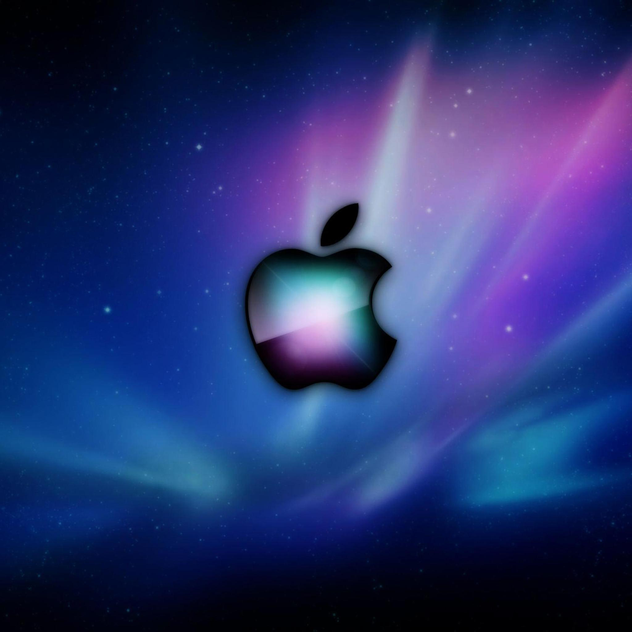 AppleColorful-Aurora-3Wallpapers-iPad-Retina