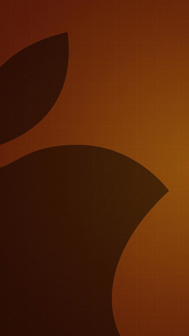 Art Style Apple Logo 3Wallpapers iPhone 5 Art Style Apple Logo