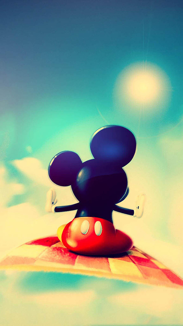 Cute-Mickey-Mouse-3Wallpapers-iPad-Retina