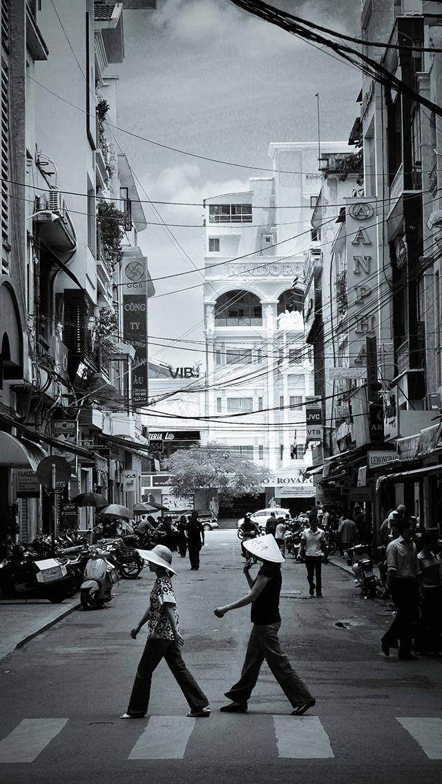 Asian Street 3Wallpapers iPhone 5 Asian Street