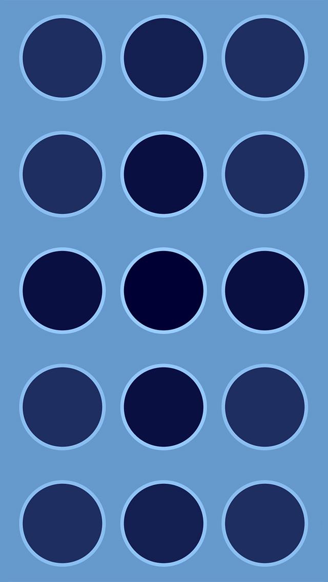 BlueRound 3Wallpapers iPhone 5 BlueRound