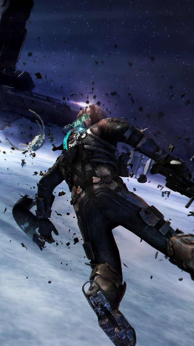 Dead Space Wallpaper Iphone 5