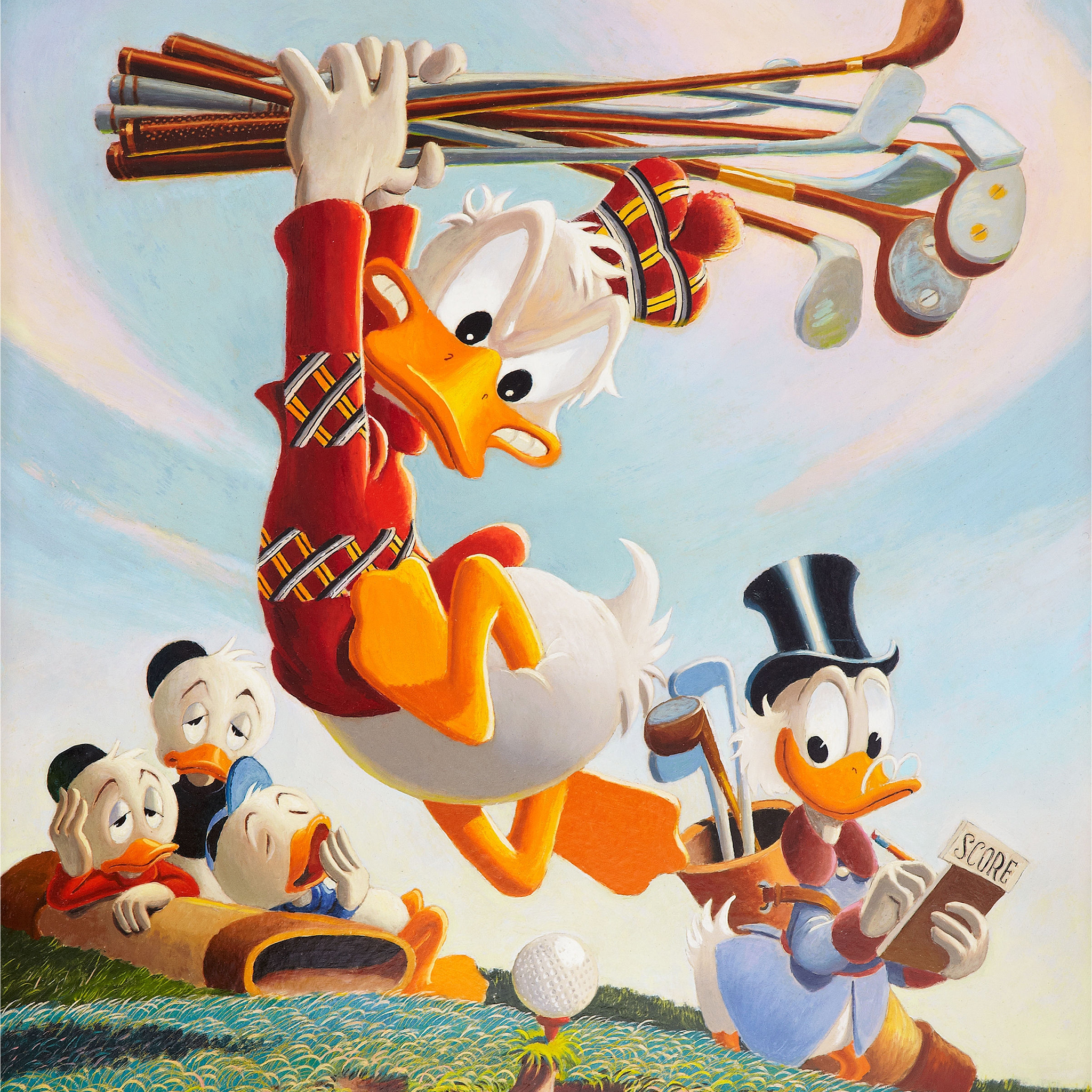Donald Duck Walt 3Wallpapers iPad Retina Donald Duck Walt   iPad Retina