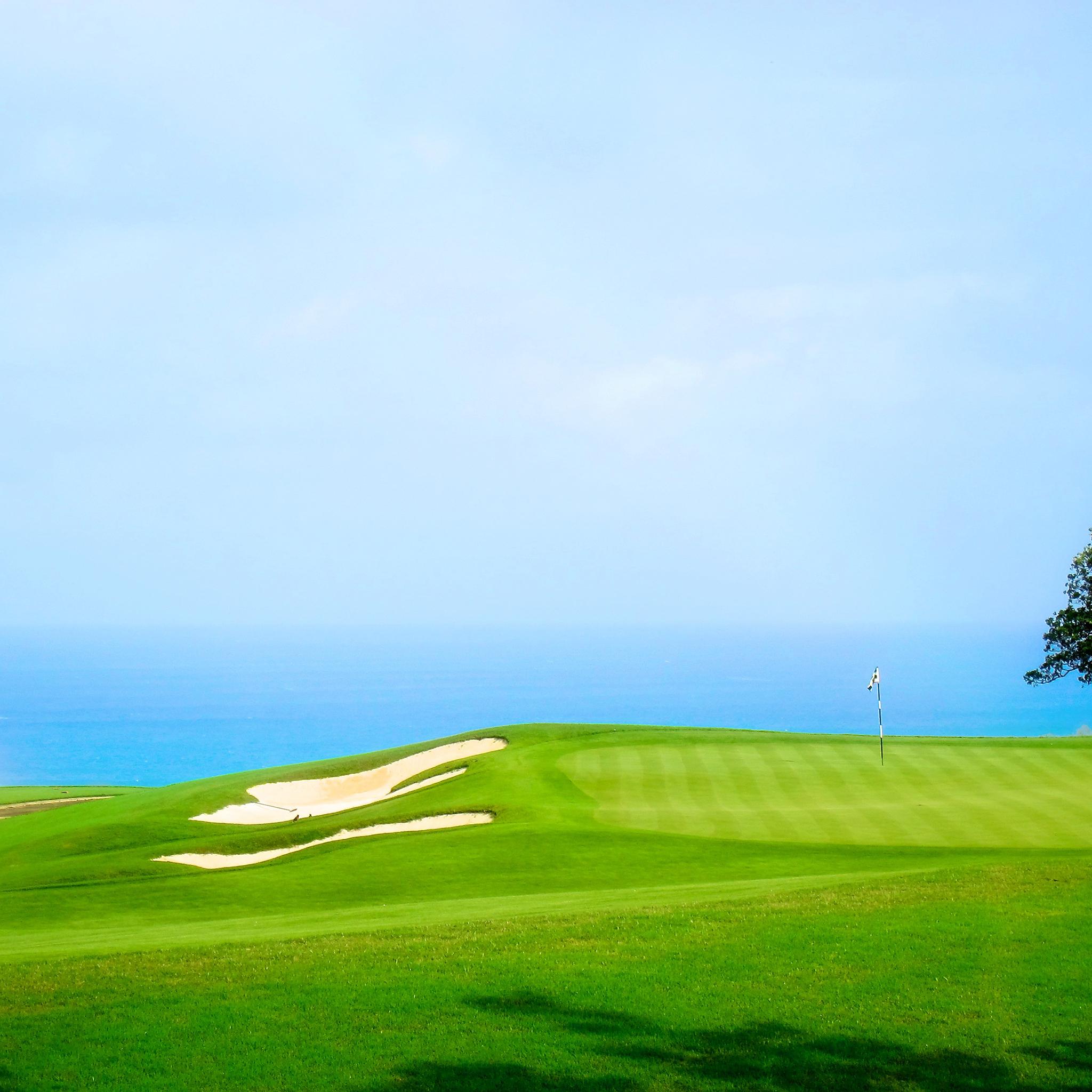 Golfing in Paradise 3Wallpapers iPad Retina Golfing in Paradise   iPad Retina