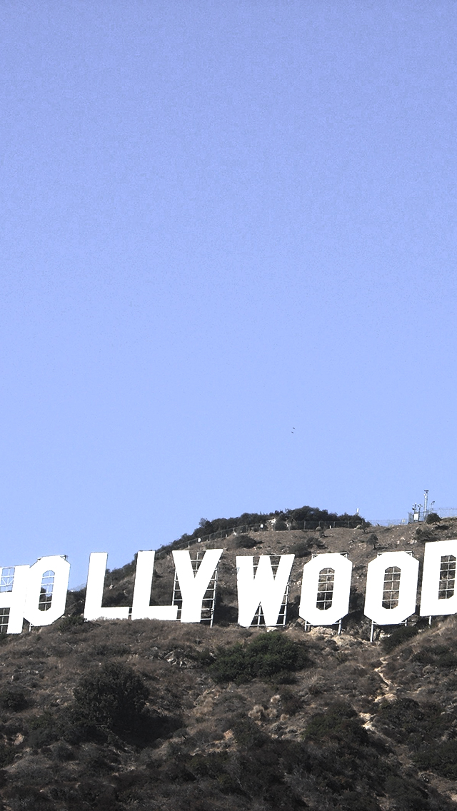 Hollywood Wallpaper For Iphone X 8 7 6 Free Download On