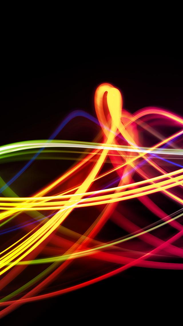 Light Vortex 3Wallpapers iPhone 5 Light Vortex