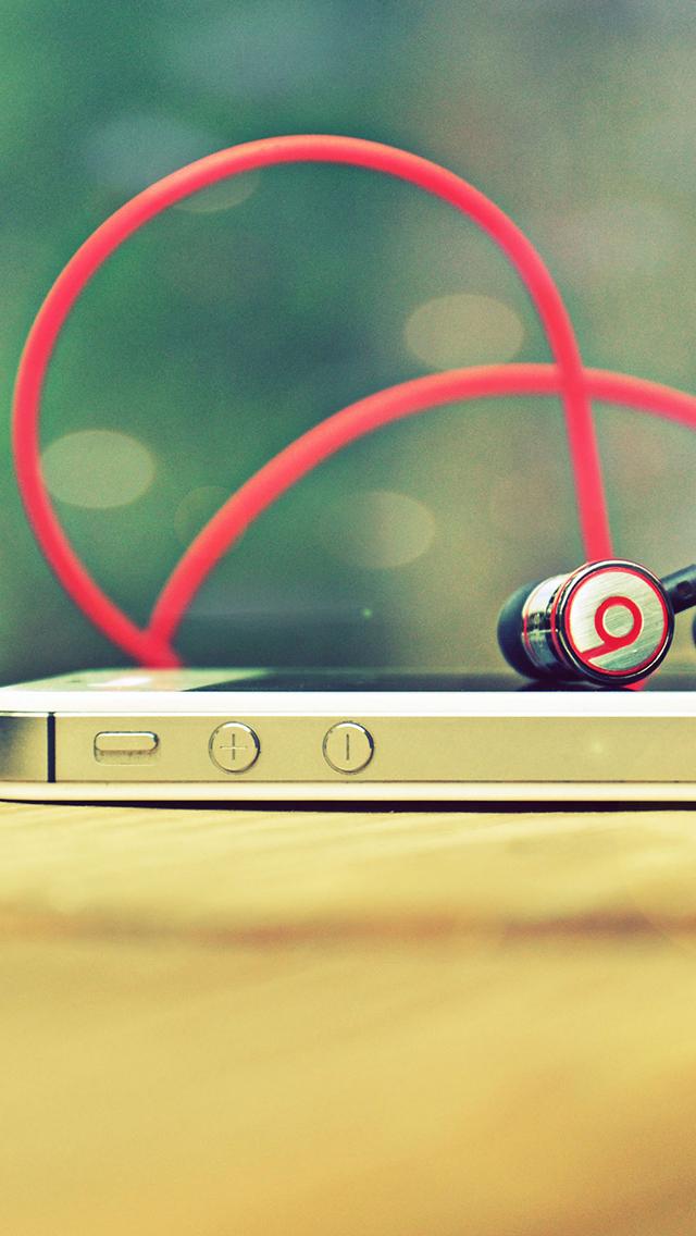 Headphones Beats 3Wallpapers iPhone 5 Headphones Beats