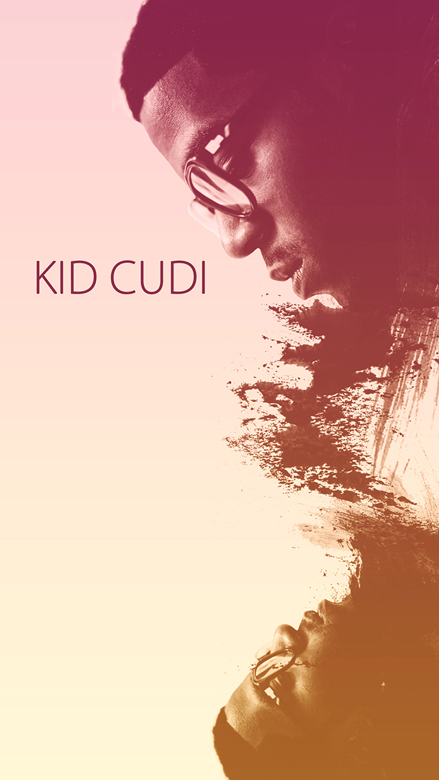 Kid Cudi 3Wallpapers iPhone 5 Kid Cudi