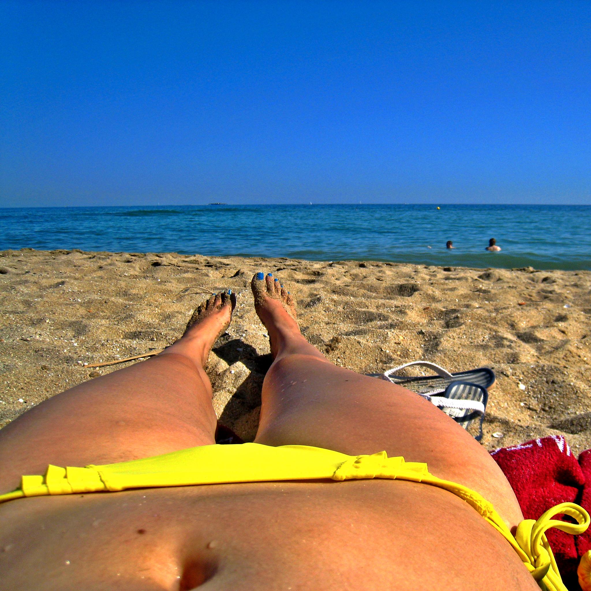 Summer In Barcelona By Missursa