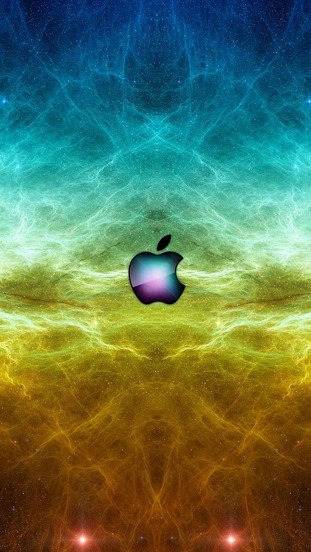 Appl Space 3Wallpapers iPhone 5 Apple Space
