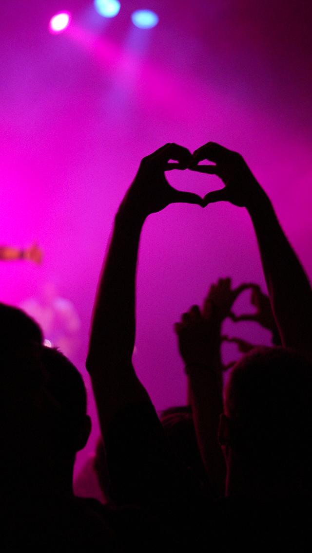 Love Concert 3Wallpapers iPhone 5 Love Concert
