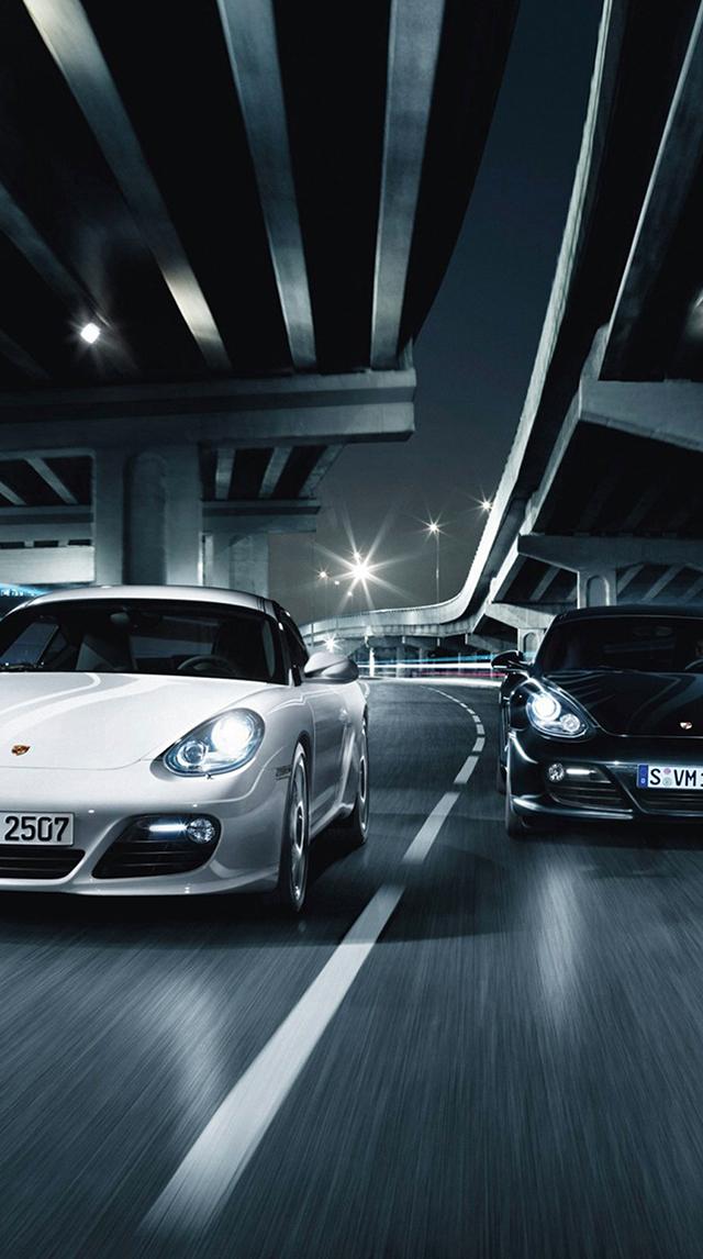 Porsche Cayman 3Wallpapers iPhone 5 Porsche Cayman