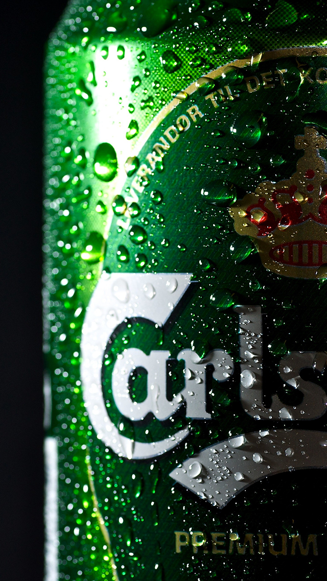 Carlsberg Beer 3Wallpapers iPhone 5 Carlsberg Beer