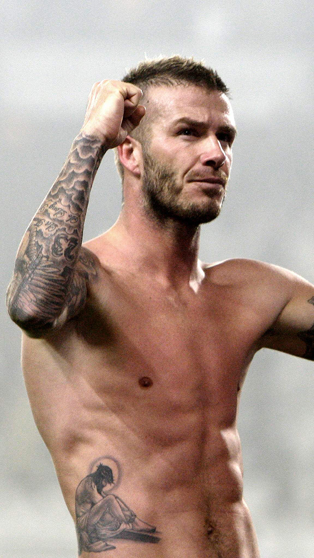 David Beckham Tattoo 3Wallpapers iPhone 5 David Beckham Tattoo