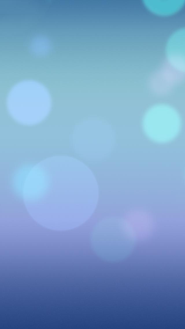 iOS 7 Official Wallapper 01 Wallpaper