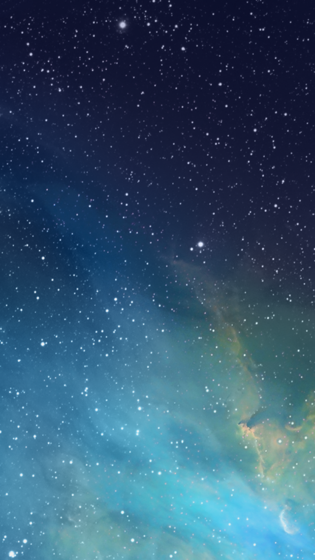 Ios 7 Official Wallapper 02 Wallpaper For Iphone 11 Pro Max X 8 7 6 Free Download On