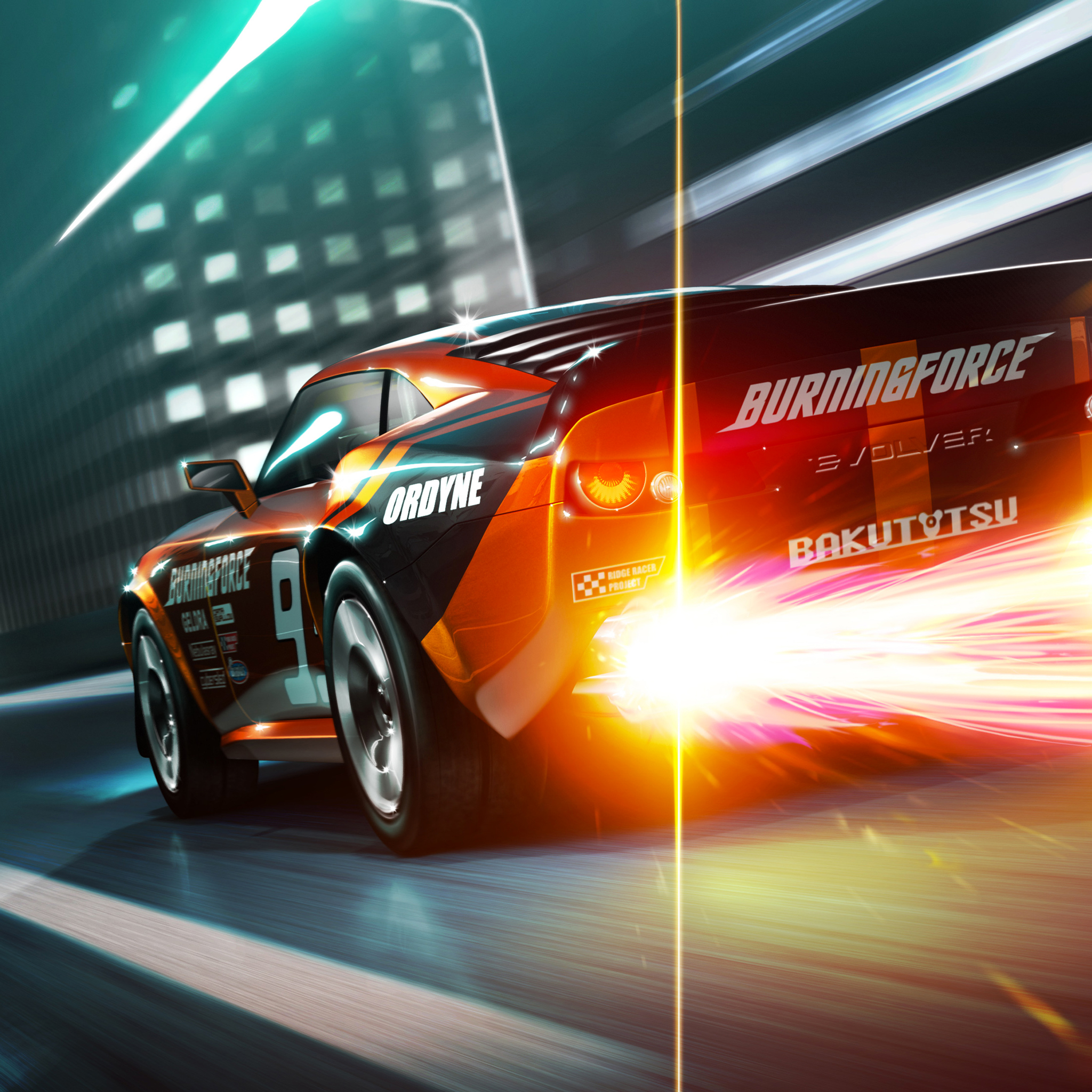 3D Car Games 3Wallpapers ipad Retina 3D Car Games   iPad Retina