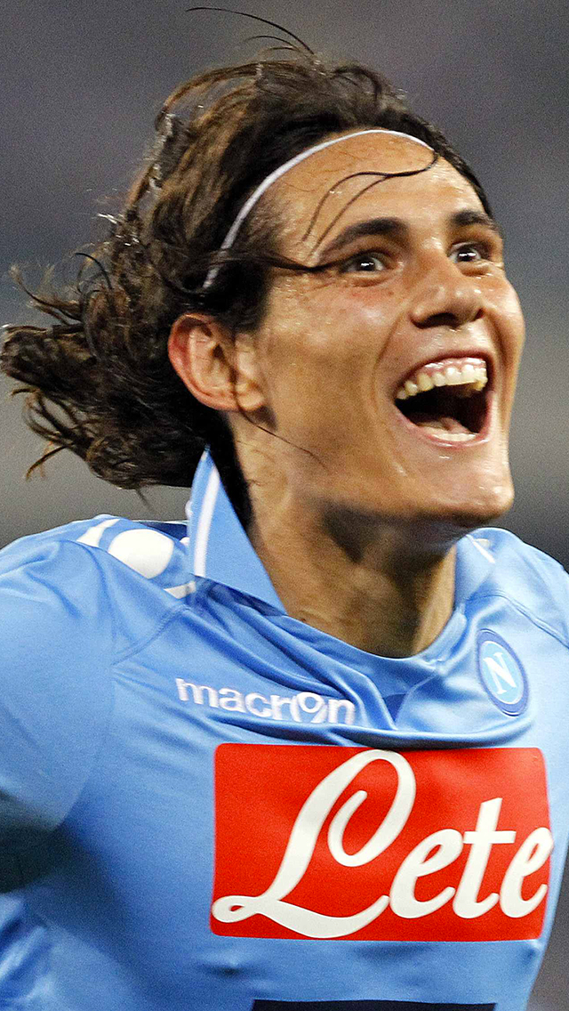 Edinson Cavani 3Wallpapers iPhone Edinson Cavani