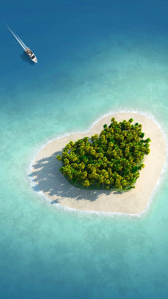 Island 3Wallpapers iPhone 5 Island
