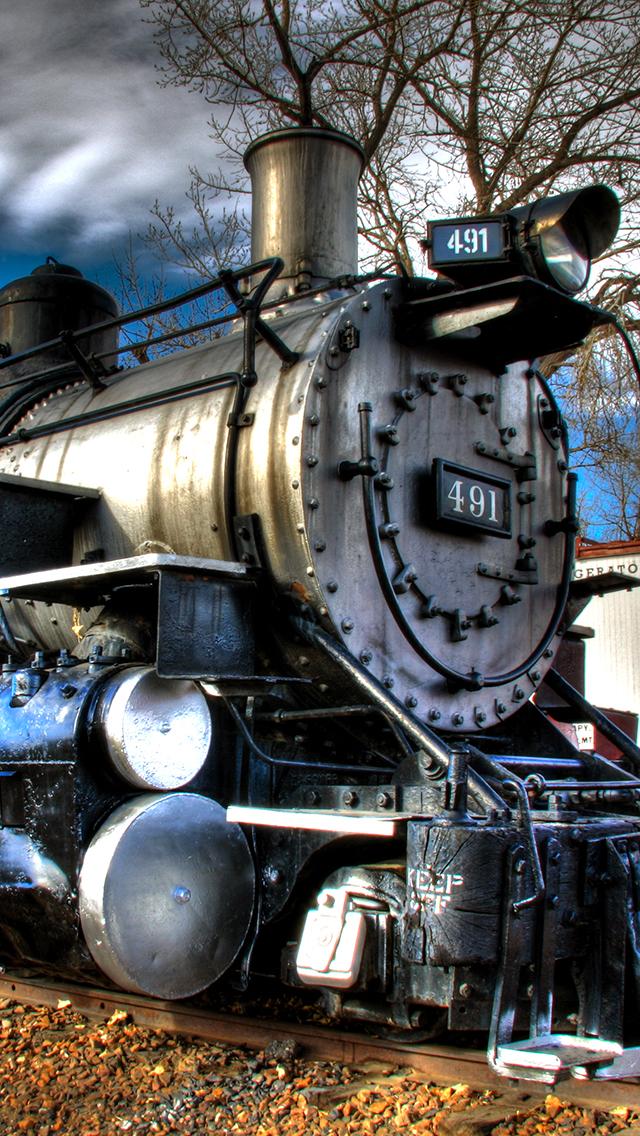 Locomotive 3Wallpapers iPhone 5 Locomotive
