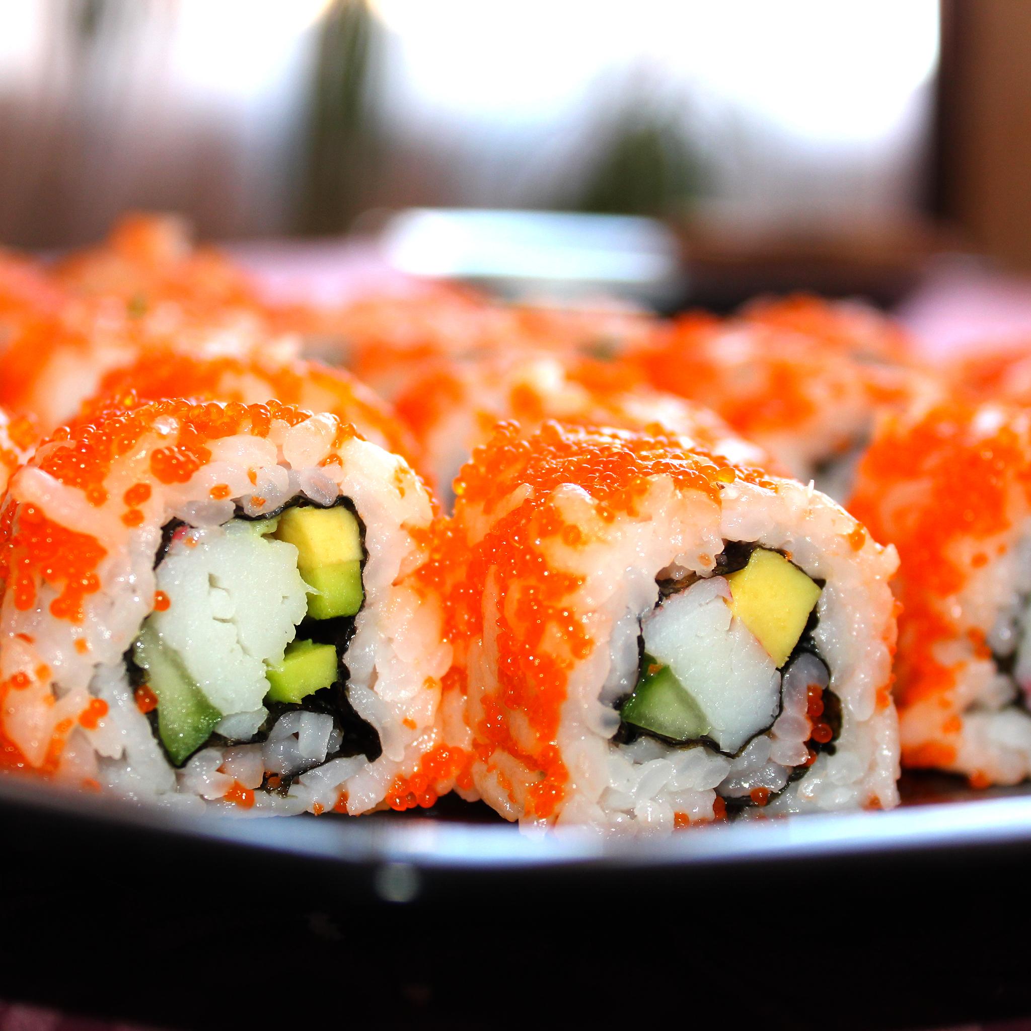 Sushi 3Wallpapers iPad Retina Sushi   iPad Retina