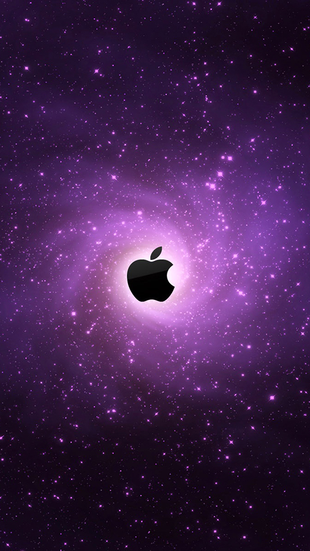 Galaxy Apple Wallpaper For Iphone X 8 7 6 Free Download