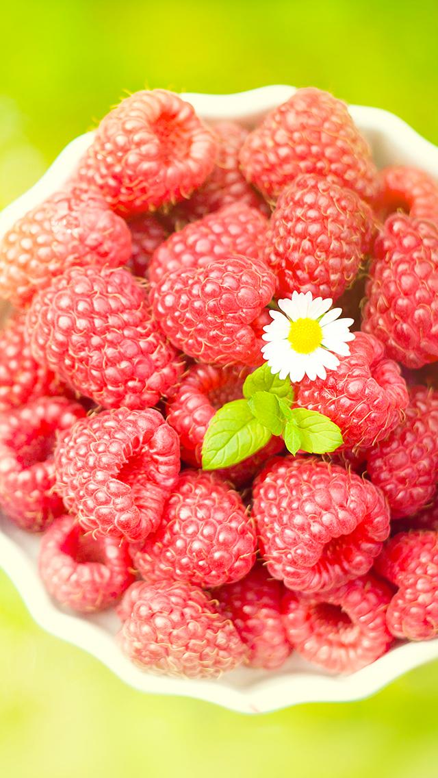 Raspberry Fruit 3Wallpapers iPhone Raspberry Fruit