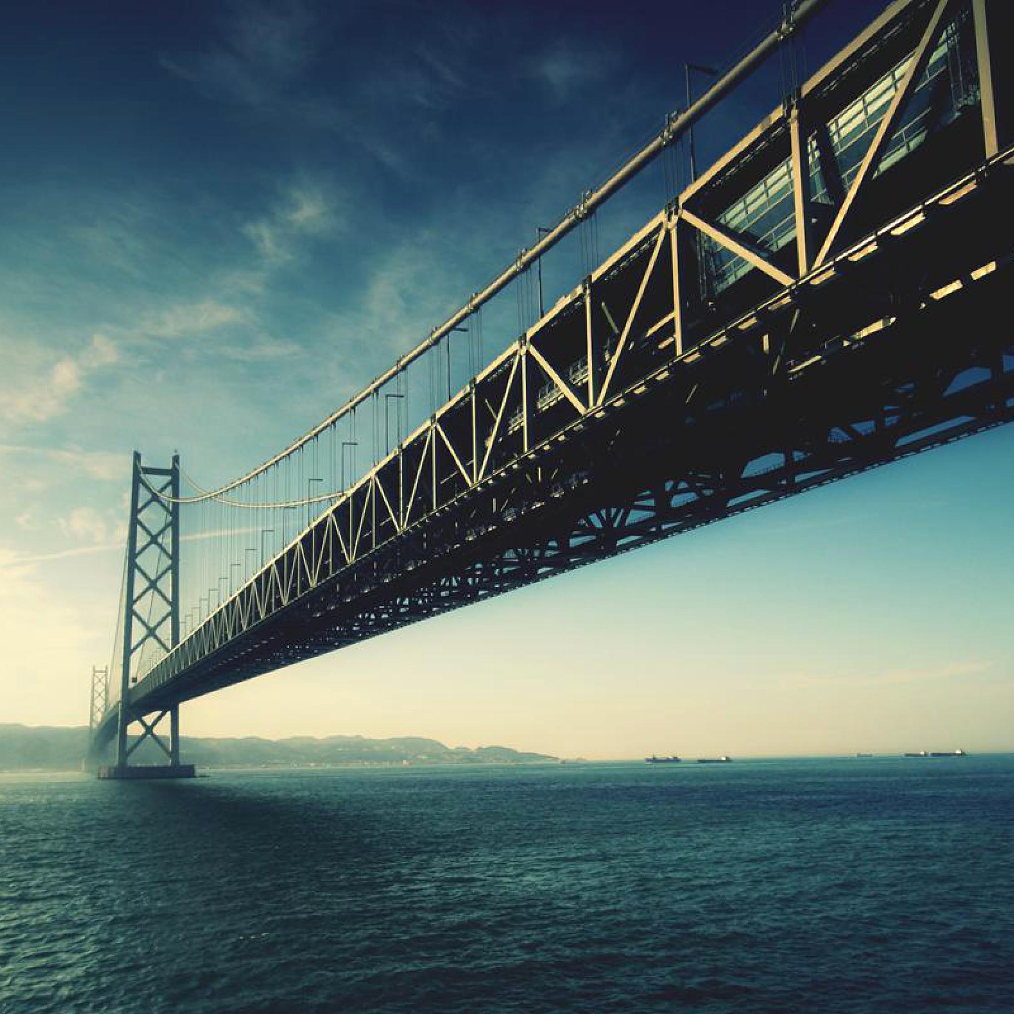 Bridge 3Wallpapers iPad Bridge   iPad