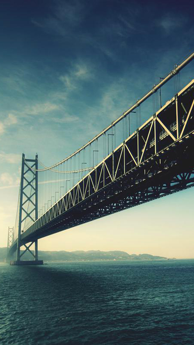 Bridge 3Wallpapers iPhone Bridge