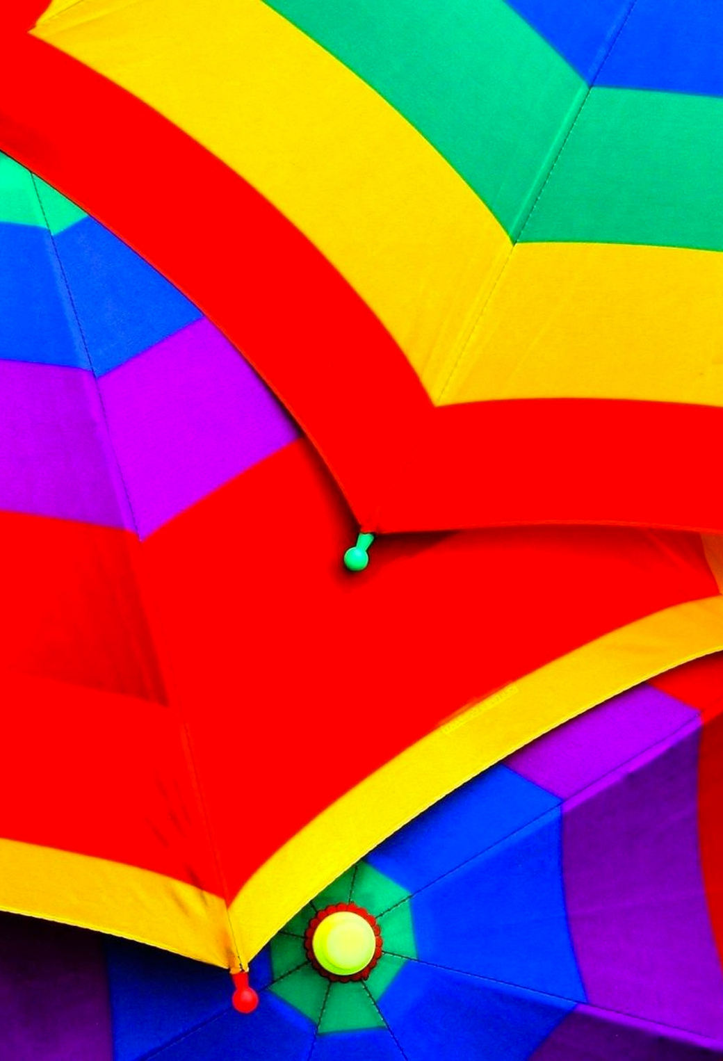 Colorful Umbrellas 3Wallpapers iPhone Colorful Umbrellas