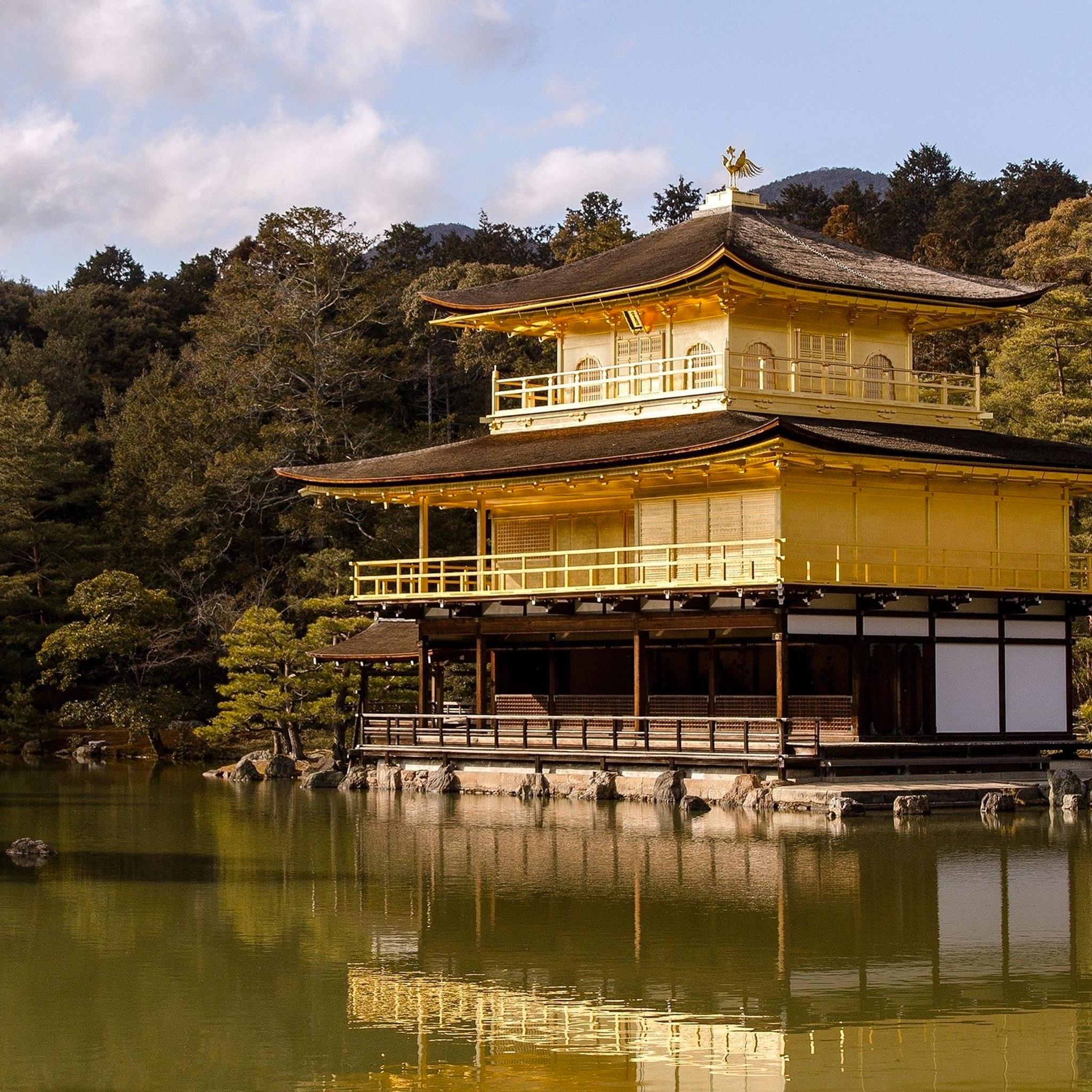 Japanese Architecture 3Wallppaers iPad Japanese Architecture   iPad