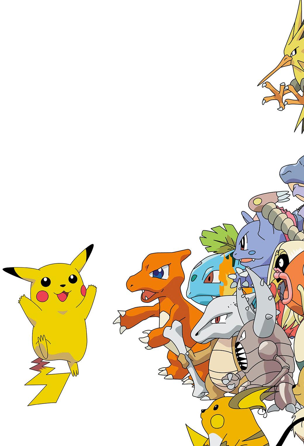 Pokemon Pikachu 3Wallpapers iPhone Parallax Pokemon Pikachu   iPhone Parallax