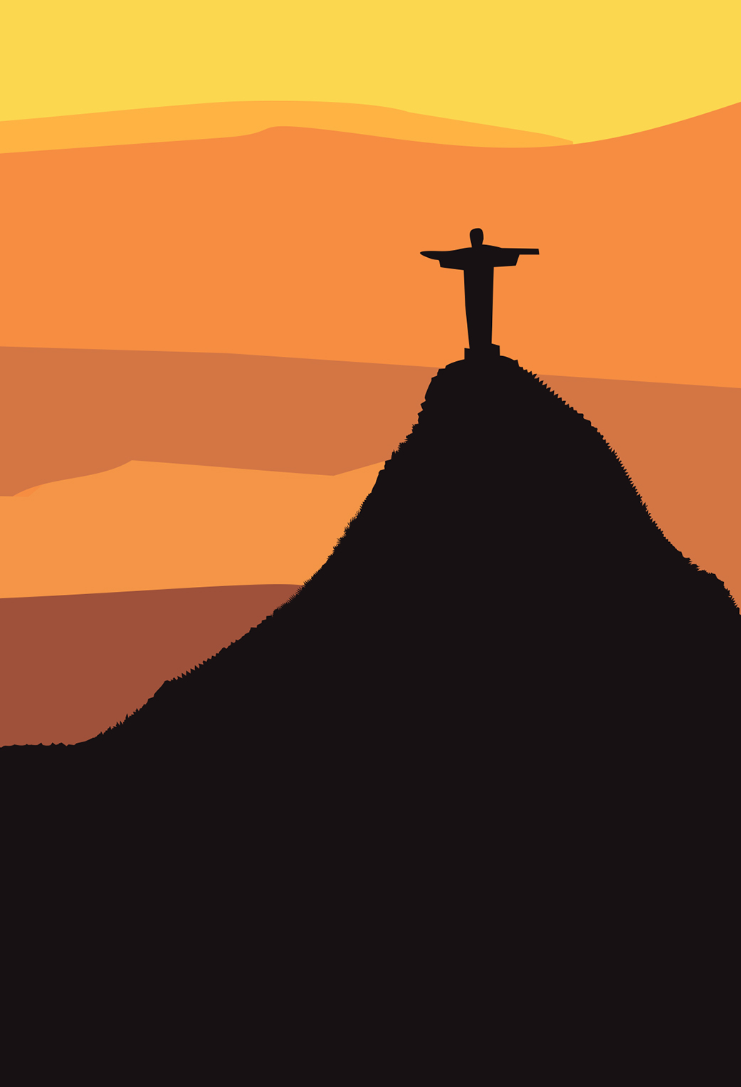 Rio by Ines 3Wallpapers iPhone Parallax Rio by Ines   iPhone Parallax