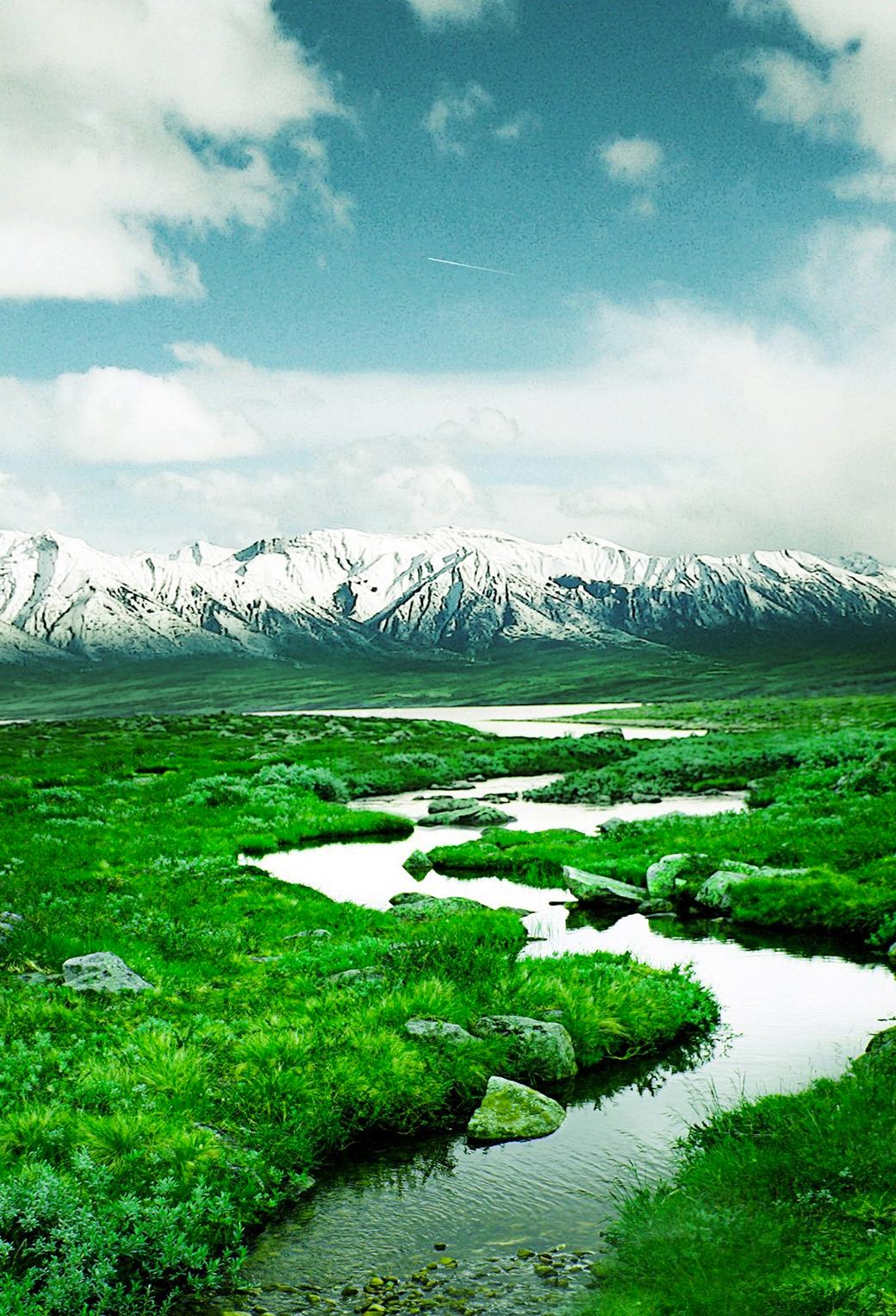 Landscape 3Wallpapers iPhone Parallax Landscape