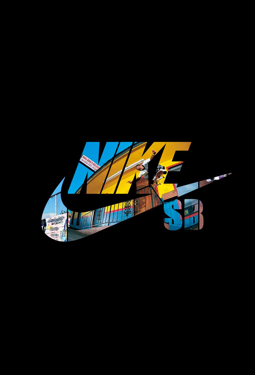 Nike SB 3Wallpapers iPhone Parallax Nike SB