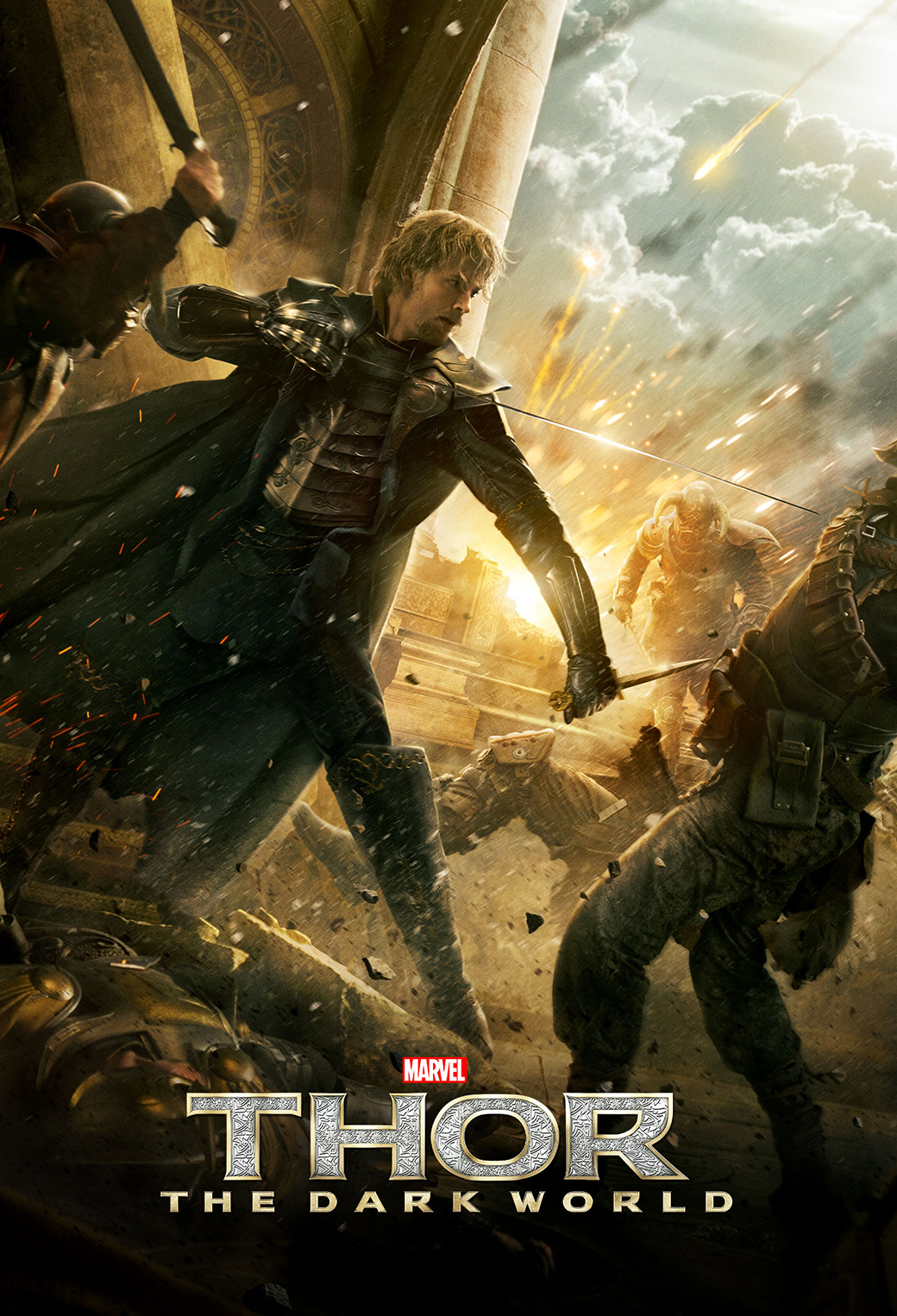 Thor The Dark World Wallpaper For Iphone X 8 7 6 Free