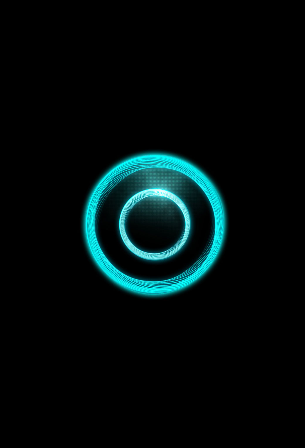 Abstract Circle 3Wallpapers iphone Parallax Abstract Circle