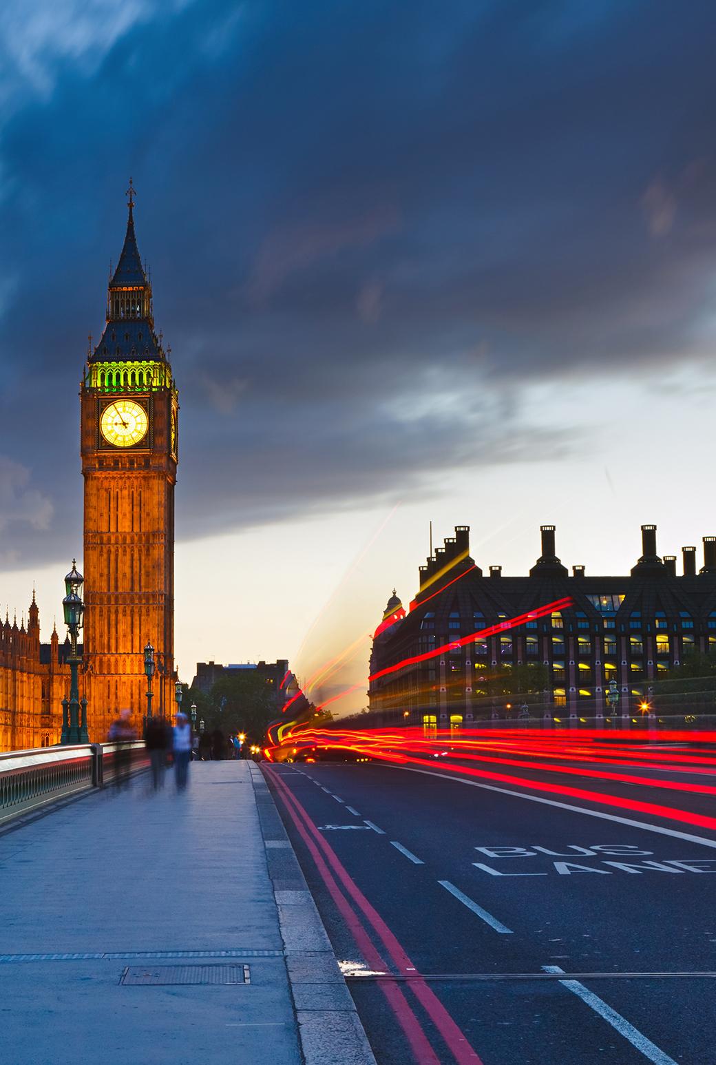 Big Ben London Wallpaper for iPhone X, 8, 7, 6 - Free