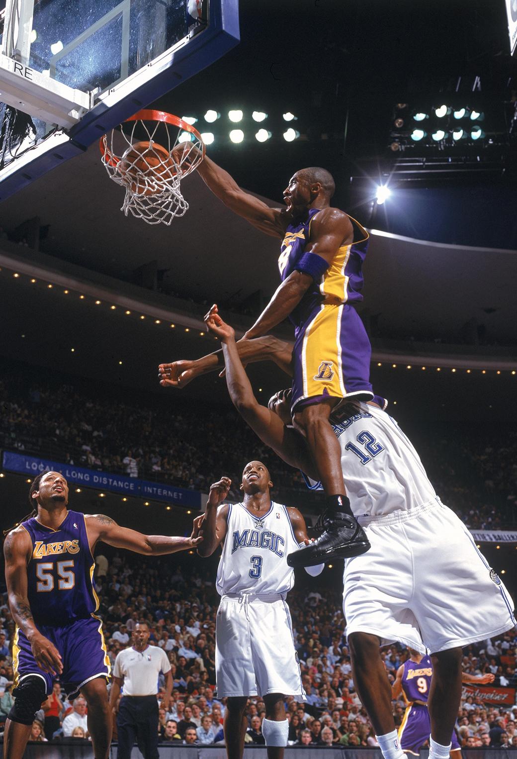 NBA Basketball Kobe Bryant3Wallpapers iPhone Parallax NBA Basketball Kobe Bryant